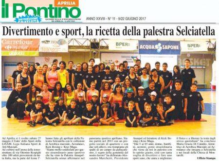 27/05/2017: Gala' dello Sport – Lega Italiana Sport & Arti Marziali