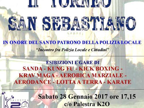 28/01/2017: II° Torneo San Sebastiano a Vetralla
