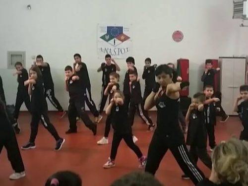 19/12/2014: Saggio di Martial Arts e consegna cinture