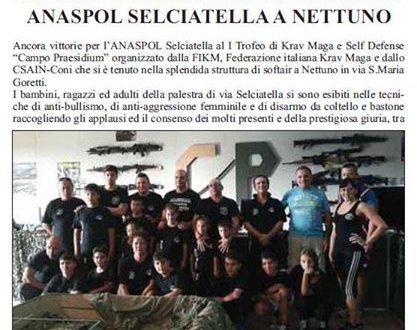 2014-09-20 Trofeo 'Campo Praesidium' Nettuno