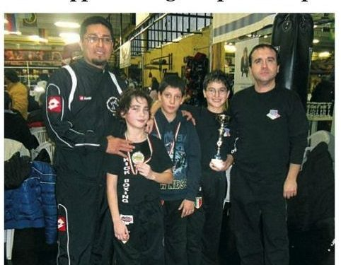Ancora ottimi risultati per l'Anaspol al Torneo di Ariccia