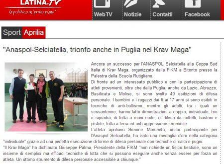 27 aprile 2014: Coppa Sud Italia Krav Maga (Bitonto-Ba)