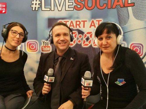 "L'ANASPOL e la PALESTRA SELCIATELLA ospiti a ""RadioRadio by Night"""