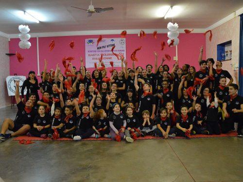 La Palestra Selciatella con Gessica Notaro contro la Violenza sulle Donne