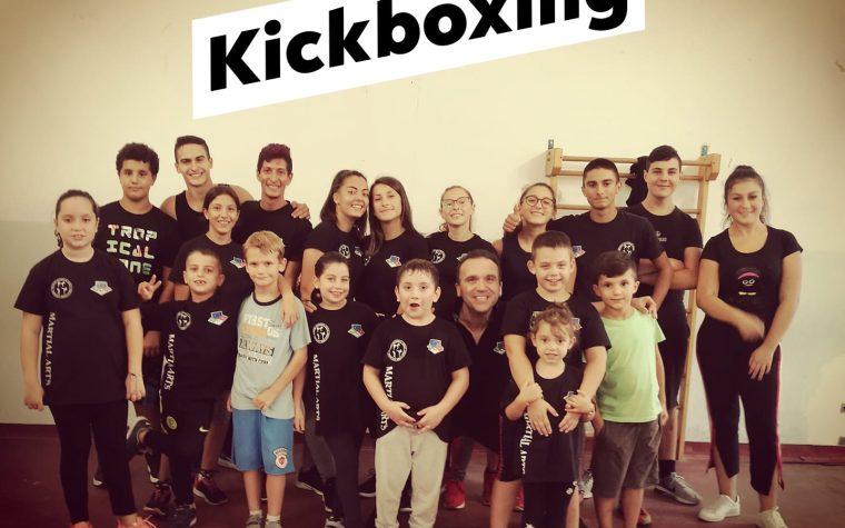 Kick Boxing, stagione 2019/2010…… Chi ben comincia…..